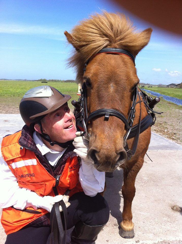 Paarden Dagbesteding Paardrijden Handicap