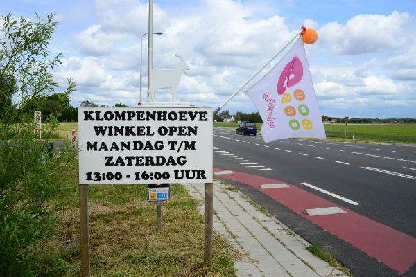 Klompenhoeve Winkel Openingstijden Openingsdagen