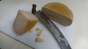 Oude geiten kaas