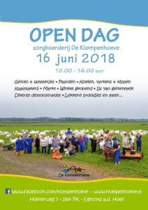 Open dag Klompenhoeve 2018